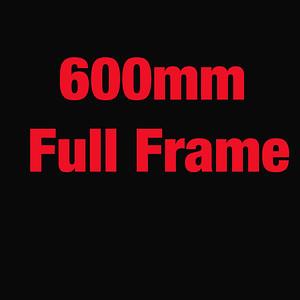 600mm test