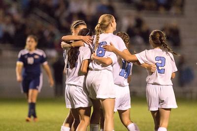 Jags vs. Eagles Girls Soccer 2015