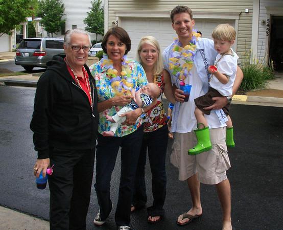 Jones Family Photos - June, 2008