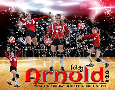 2014 ABMSN Volleyball