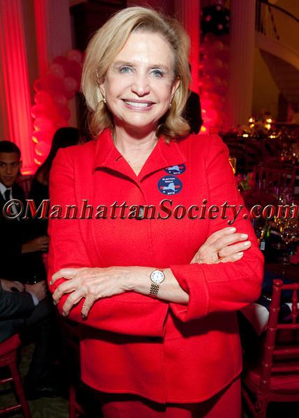 BERNARD & IRENE SCHWARTZ  Host ELECTION NIGHT 2012 Party at the New York Historical Society