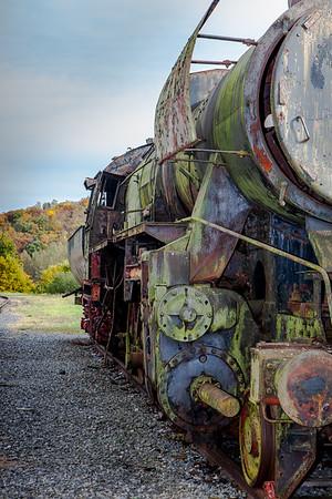 Train Exploring