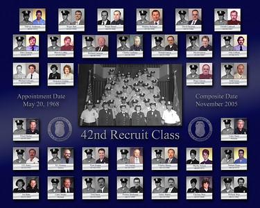 42nd Recruit Class Comp