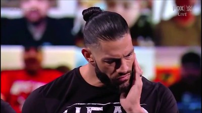 Roman Reigns - Screencaps / Smackdown May 14, 2021