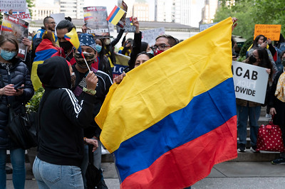 05.08.21 - Colombia Protest