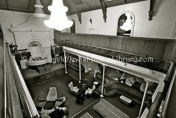 AUSTRALIA, South Australia, Adelaide. Original Adelaide Hebrew Congregation Synagogue (currently, nightclub Apple). (8.2010)