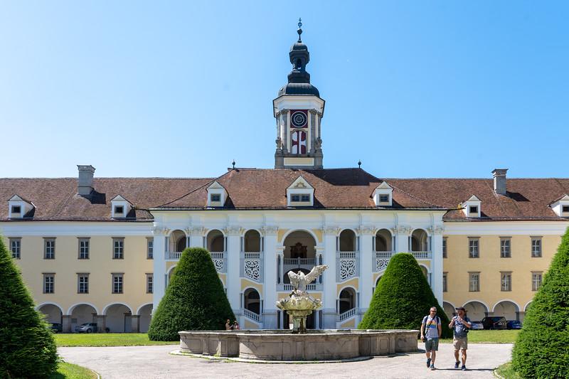 St. Florian Monastery in Austria