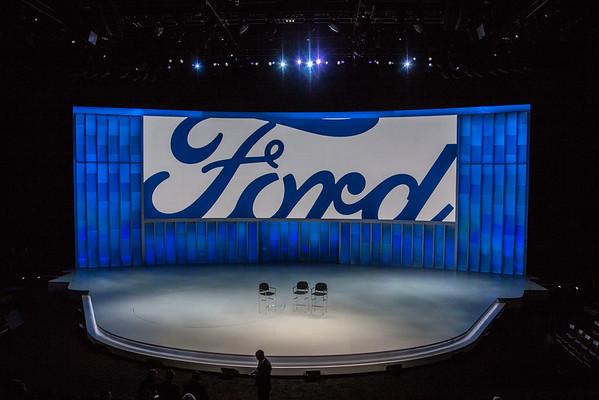 NAIAS Ford 2016
