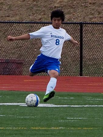 Boys JV & Varsity Soccer 3/28/14