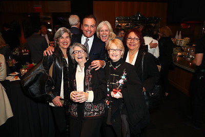 Rick Caruso Tree Lighting Party