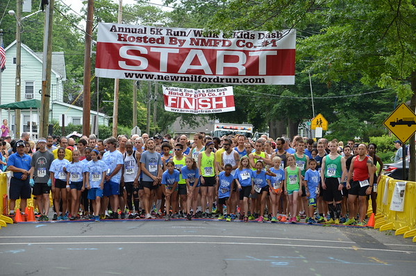 6th Annual New Milford Fire Co. 1 5K Run/Walk and Kids Dash