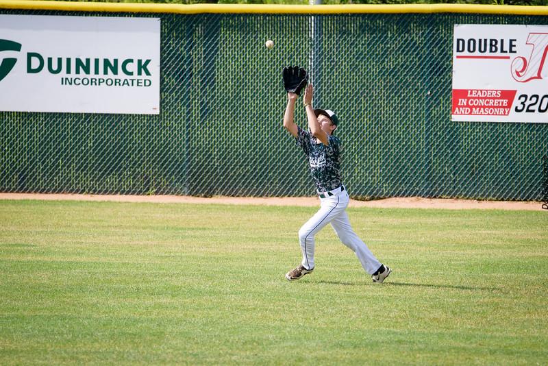Litchfield Legion Baseball vs NLS