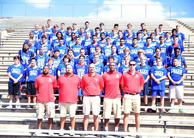 Freshman Team pics and Coaches -August 12th 2016