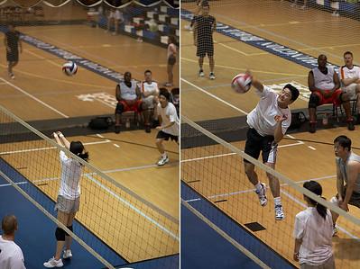 CBCCP Volleyball Tournament, Lanham, MD - June 27, 2009