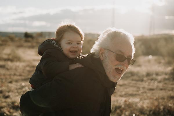 MÜR Grandpa and grandson
