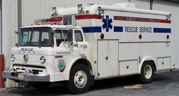 Chattanooga-Hamilton County Rescue Squad
