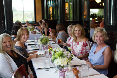 bridesmaid luncheon & rehearsal dinner