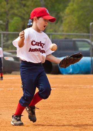 Corky's Baseball Team 4-17-2010