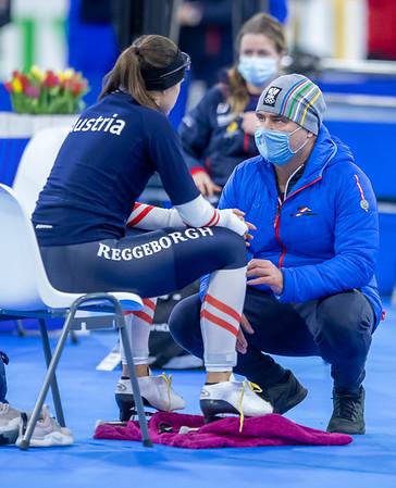 ISU World Championships Heerenveen 2021