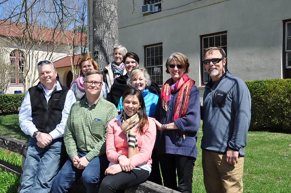 2015 Alumni Council Spring