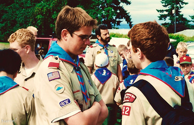 2000-06 Scout Camp Departure