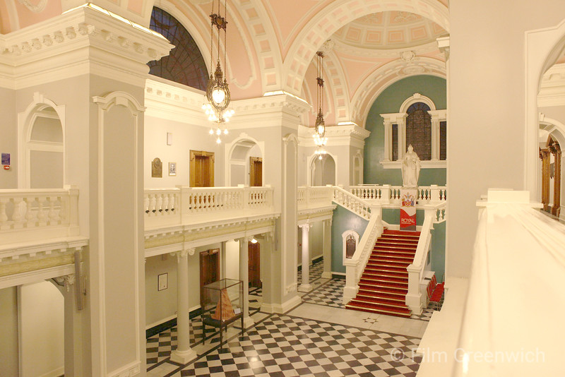 Woolwich Town Hall - Victoria Hall