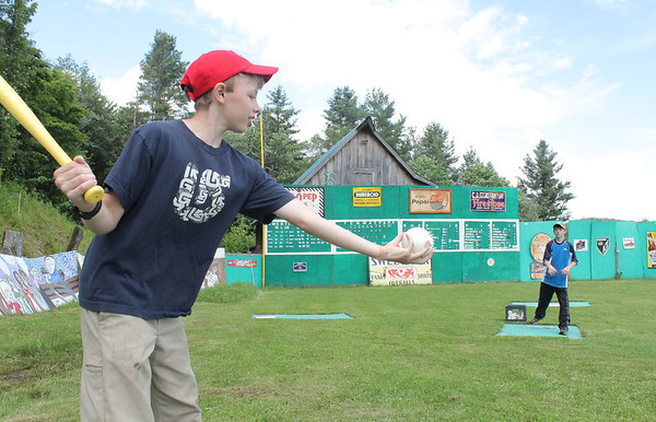 Plymouth Wiffle Ball Field, Kevin Lasky