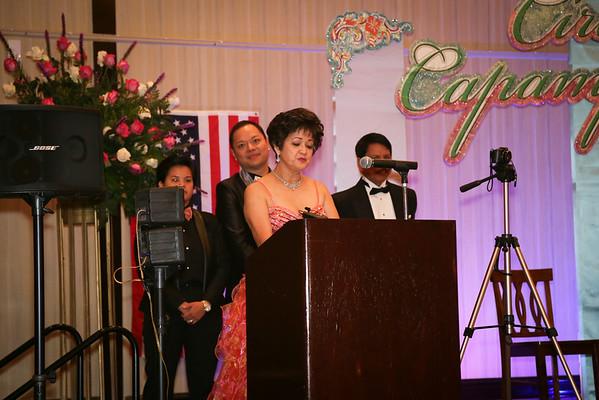 Circulo Campampangan Inauguration Event 2014