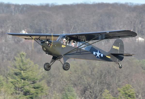 L-3B Grasshopper (1942, WWII)
