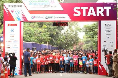 Coimbatore Marathon 2019
