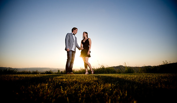 Alan + Stefanie // Wedding in Tuscany