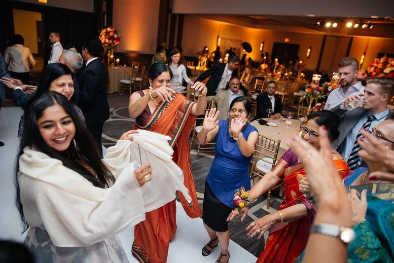LeCapeWeddings Chicago Photographer - Renu and Ryan - Hilton Oakbrook Hills Indian Wedding -  1211.jpg