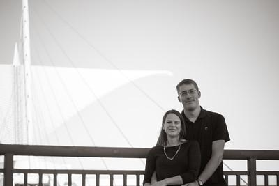 Anna & Brett-Milwaukee Engagment