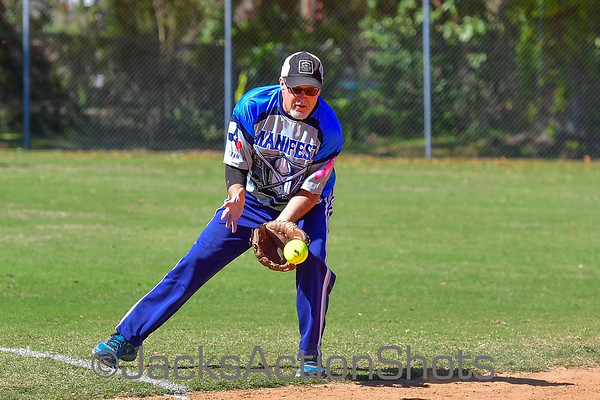 Manifest vs Jackson Softball