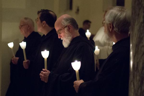 Abbot Alan Berndt, OSB