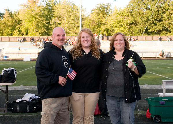 Senior Night 2012