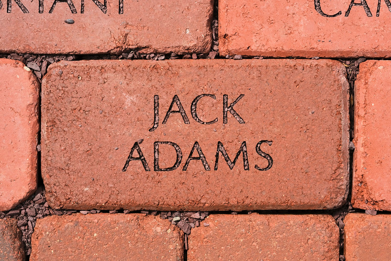 2020 Senior Bricks