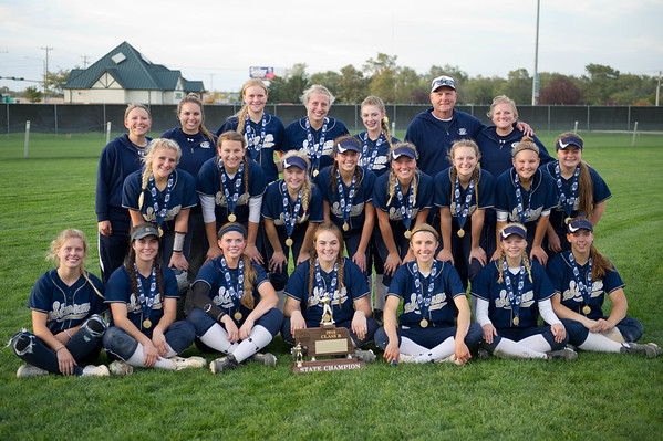 2016 Elkhorn South Softball