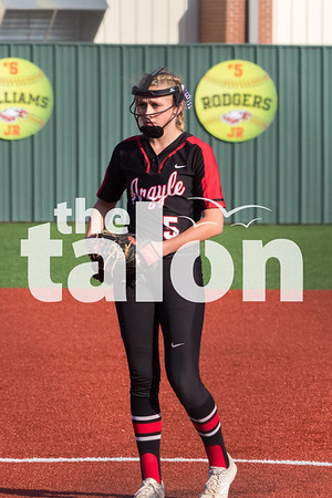Lady Eagles vs. Springtown (3-19-19)