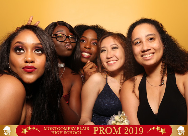 Montgomery Blair Prom (Booth 1)