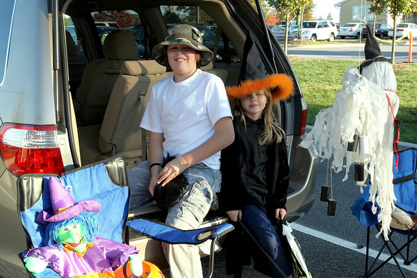 Trunk or Treat 2008
