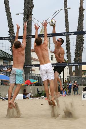 2009-08-22 CBVA - Santa Cruz (Men)