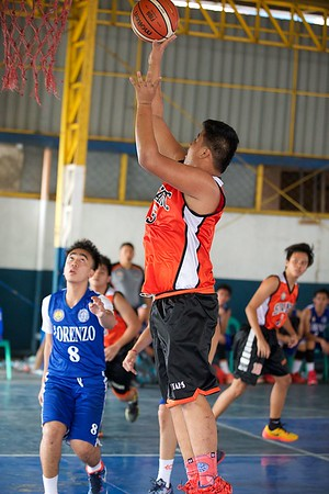 CAMPRISA Basketball 2015 SFAMSC vs MA