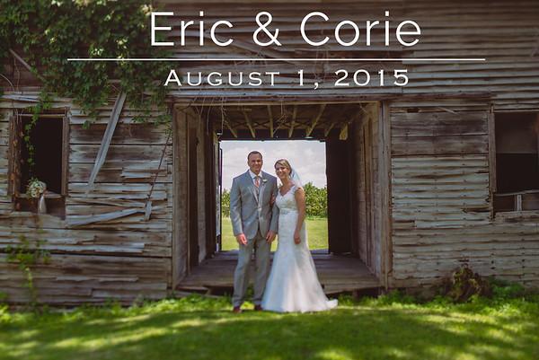 Corie & Eric