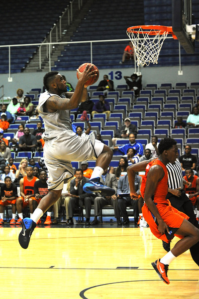 The UNF Ospreys upset Savannah State in mens basketball.