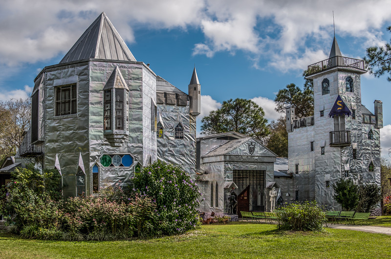 Ona, Florida - Solomon's Castle