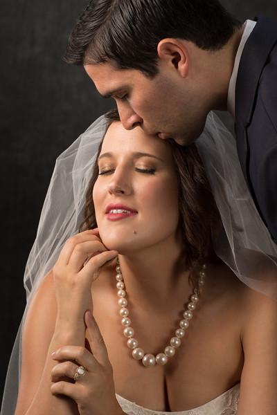 Danielle and Mark Harvey