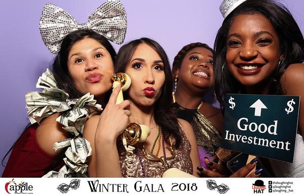 Apple FCU Winter Gala