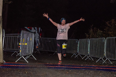 Petzl Night Trail Wales 2018 - Finish Pictures