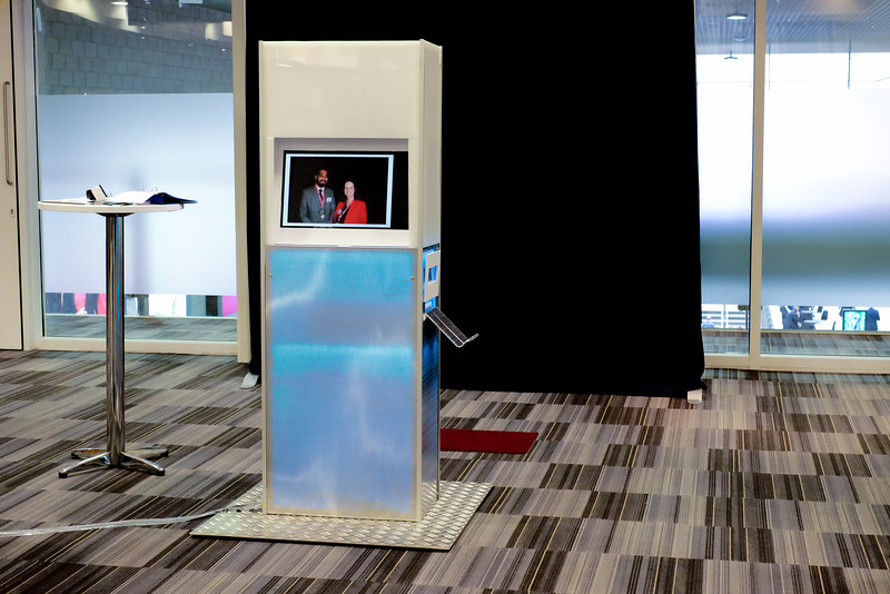 Corporate Event Photobooth Photos